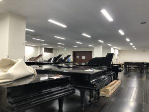 ピアノを見に行ってきました。何事も縁とタイミング