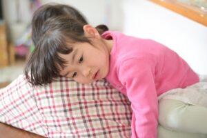 誰だって眠い時あるよ。眠い生徒さん(幼児・新1年生)への対応